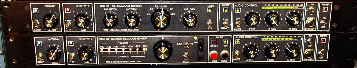 NWS-1 Weather Receiver